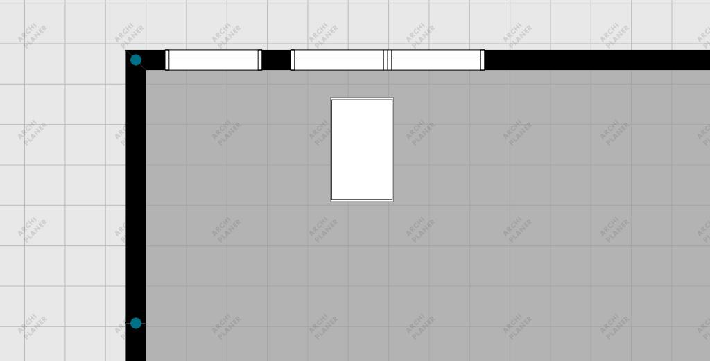 rodzaje okien dostępne na rzucie mieszkania