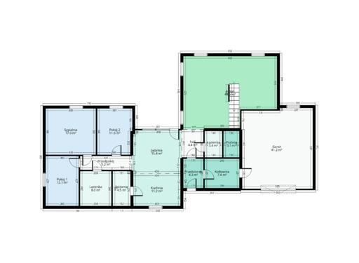 techniczny plan mieszkania